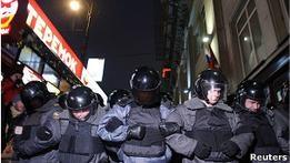 Российский ОМОН останется с буквой М и после переименования полиции