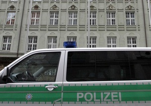 В Германии полиция провела операцию по задержанию картонного пасхального зайца
