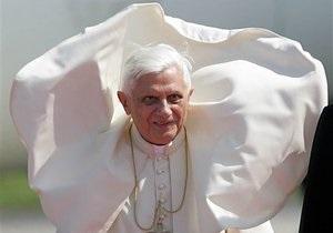 Папа Римский раскритиковал британский законопроект о равноправии