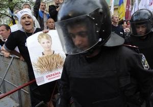 Киевские власти обратятся в суд по поводу законности акций оппозиции в День Независимости
