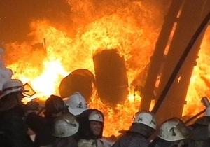 В этом году в Украине возросло количество пожаров