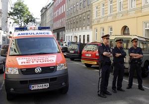 В Вене ищут снайпера, стреляющего по людям из пневматической винтовки