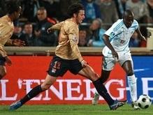 Лига 1: Лилль шокирует Марсель