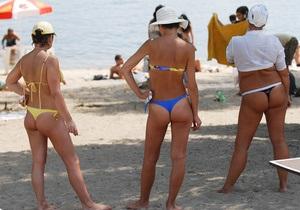 Санстанция запретила купаться на столичных пляжах до конца сезона