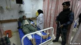 При взрыве в Ираке погибли 15 человек