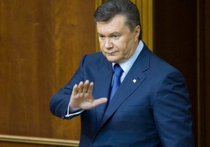 Томенко передал Януковичу результаты опроса киевлян о деятельности власти