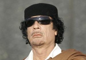 Каддафи обратился к народу: Авиаудары НАТО не могут длиться вечно