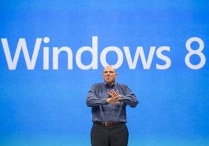 Microsoft выпустила первое обновление для Windows 8