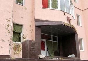 МВД: Памятник Сталину уничтожен с помощью самодельного взрывного устройства