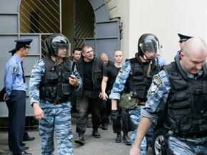 Сотрудники госохраны взяли под контроль офис Надра Украины