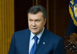 Янукович предложил России подписать Декларацию о стратегическом партнерстве
