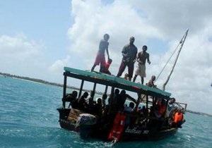 Крушение парома в районе побережья Танзании: погибли почти 200 человек