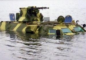 В апреле Украина поставит первую партию БТР-4 Ираку