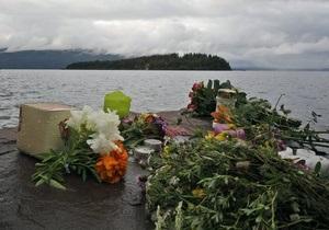 Число погибших в результате терактов в Норвегии достигло 97