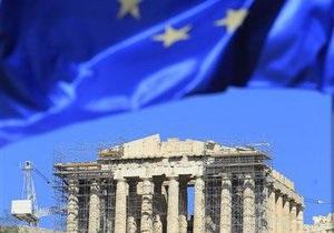Германия не хочет выхода Греции из еврозоны