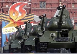 Кубинское ТВ покажет в прайм-тайм запись парада 9 мая в Москве