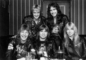 Iron Maiden - Клайв Барр скончался в возрасте 56 лет