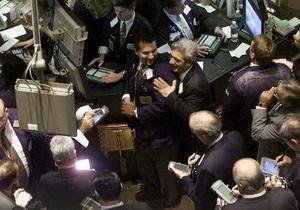 Фондовый индекс Dow Jones вернулся к уровню июня 2008 года