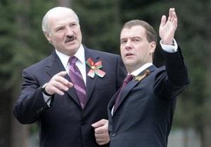 Кремль: Отношения с властями Беларуси зашли в тупик