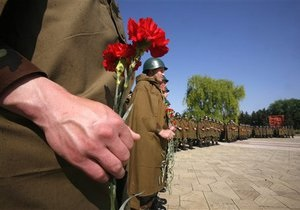 Российские ветераны поддержали участие военных из США, Британии и Франции в параде 9 мая