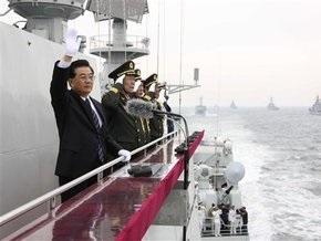 Китай отказался от гегемонии и гонки вооружений
