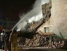 Обрушение дома в Казани: трое погибших