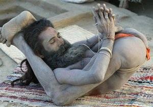 В Индии хотят запатентовать йогу