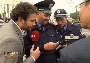 Гаишники не умеют пользоваться переводчиками, на которые потратили более 5 млн гривен - СМИ