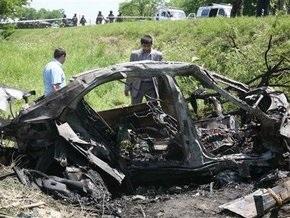 СМИ: Машина подорванного президента Ингушетии была бронирована кустарным способом