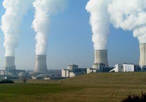 Во Франции произошел пожар на АЭС