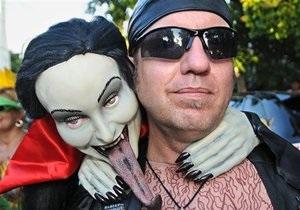 Американцы потратят на празднование Хэллоуина почти $6 млрд