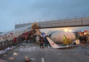 Крушение Ту-204 не связано с состоянием взлетной полосы - следствие