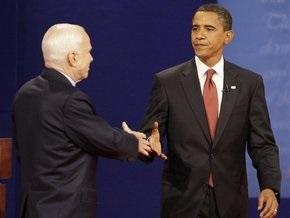 Сегодня состоятся последние дебаты между Обамой и Маккейном