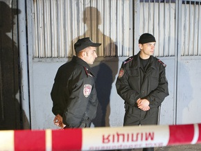 В милиции рассказали о подробностях ограбления банка в центре Донецка