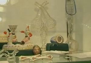 В днепропетровском музее открылась первая в Украине выставка-квест