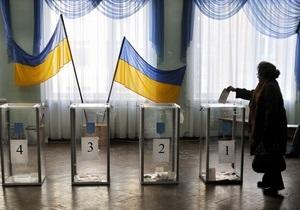 В Украине уже проголосовали свыше 17% избирателей