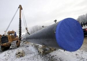 Газпром пока не будет расширять Северный поток из-за нашумевшего газопровода Ямал-Европа-2
