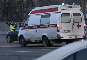 В Москве подросток выжил после падения с 11-го этажа