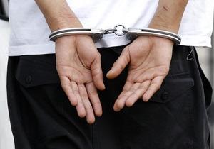 Киевлянин при задержании травмировал милиционера