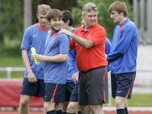 Евро-2008: Самая молодая команда - Россия, самая возрастная  - Италия