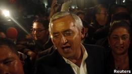 Президентом Гватемалы стал отставной генерал