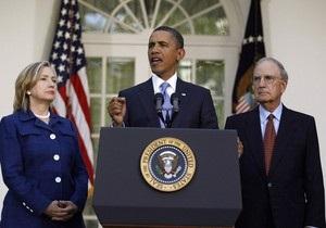 Обама: Переговоры между Израилем и Палестиной могут завершиться до конца года