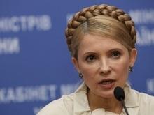 Тимошенко: Идет полная блокировка Секретариатом антиинфляционных действий правительства