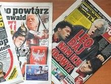 Евро-2008: Тренер сборной Польши извинился перед Германией за скандальные фотоколлажи