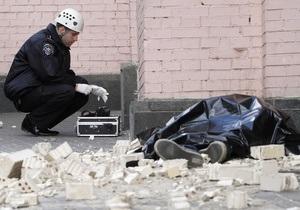 Гибель киевлянина из-за обвала стены отеля Казацкий: Отвечавший за эксплуатацию сооружения амнистирован