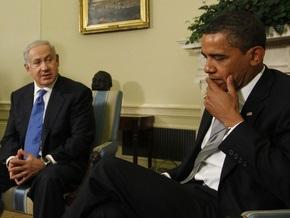 Премьер Израиля пообещал Обаме начать переговоры о мире с палестинцами