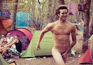 Во Франции голые спортсмены снялись в рекламе
