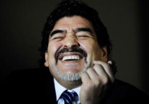 Марадона отсудил почти полмиллиона у китайского производителя компьютерной игры