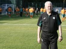 Главный тренер Оболони ушел в отставку