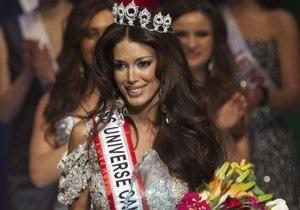 Мисс Канада 2012 стала индианка из Ирана